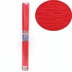 Креп-Бумага 150% Размер 50*200см, 95г/м2, Красный