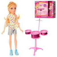 Кукла з барабанною установкою BLD210