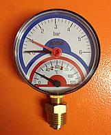 Термоманометр ICMA 4б.6б.10б.