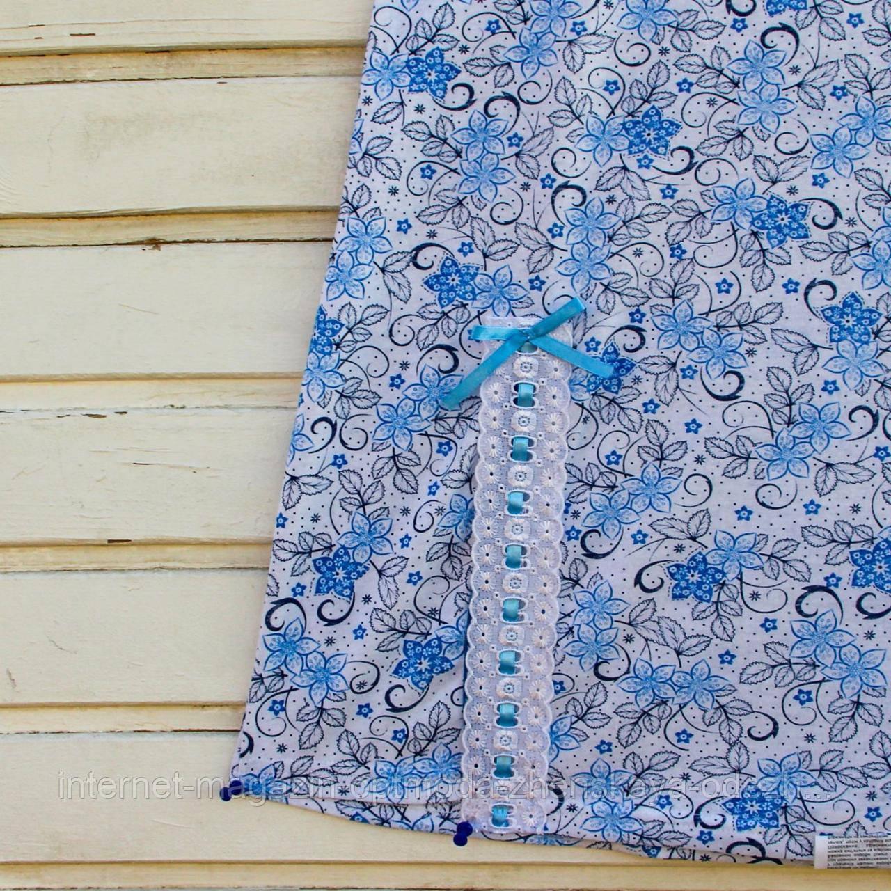 """Изумительная уютная женская ночная сорочка """"Marybeth"""""""