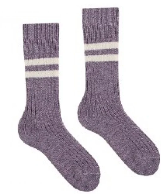 Шкарпетки Sammy Icon Lavendel 40-46