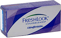 Контактные линзы Freshlook Colorblends (2 шт) (-8 ...+5) 1 месяц