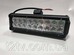 Фары LED Лидер ближний свет 54W 9-32V 18LEDx3W D-54
