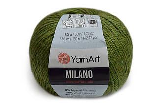 YarnArt Milano, Зеленый №865