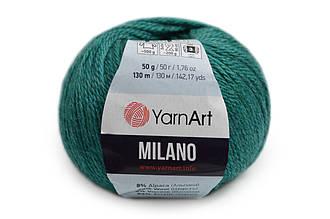 YarnArt Milano, Изумруд №873