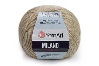 YarnArt Milano, Бежевый №854