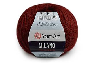 YarnArt Milano, Вишня №856