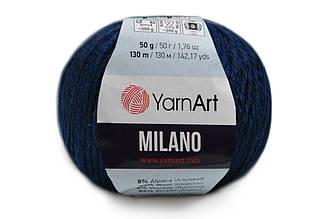 YarnArt Milano, Темно-синий №877