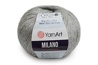 YarnArt Milano, Светло-серый №867