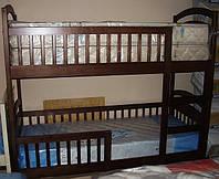 Кровать двухъярусная Арина-авангард с подкроватными ящиками