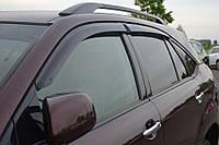 Дефлекторы окон Lexus RХ II 2003-2009 | Ветровики Лексус РХ