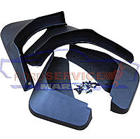 Брызговики передние + задние комплект аналог для Ford Kuga 2 c 13-19, Escape c 13-19