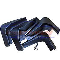 Брызговики передние + задние комплект аналог для Ford Focus 3 c 11-14 седан