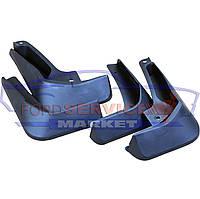Брызговики передние + задние комплект аналог для Ford Focus 3 c 11-14 хетчбек