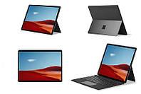 Планшет Microsoft Surface Pro X 13 UWQHD/Microsoft_SQ1/8/128F/Adreno_685/LTE/W10H/Black