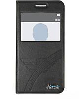 Чехол для Samsung Galaxy E7 (E700) - Hozis Book case