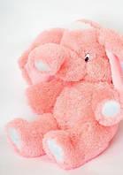Мягкая игрушка DIZZY Слон 65 см розовый
