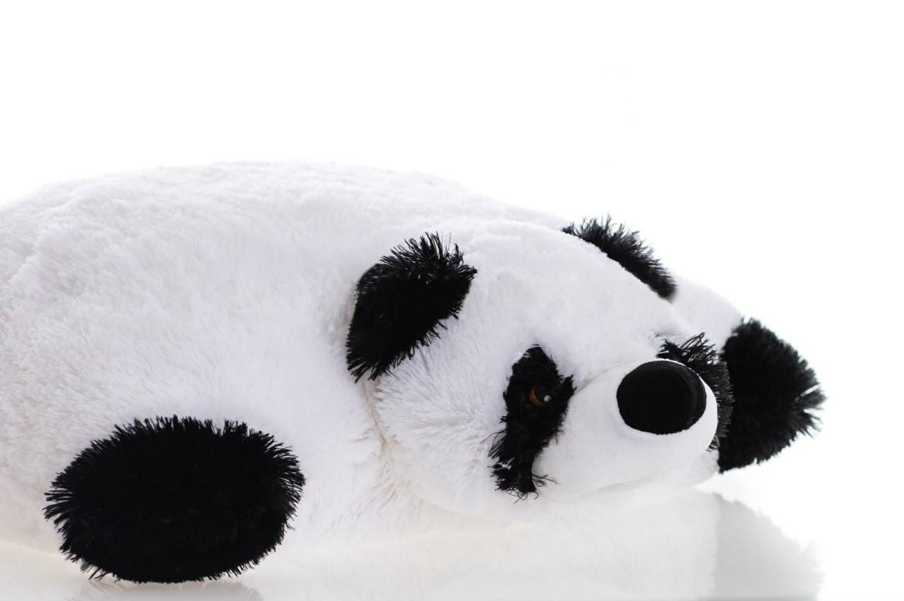 Подушка игрушка DIZZY панда 45 см