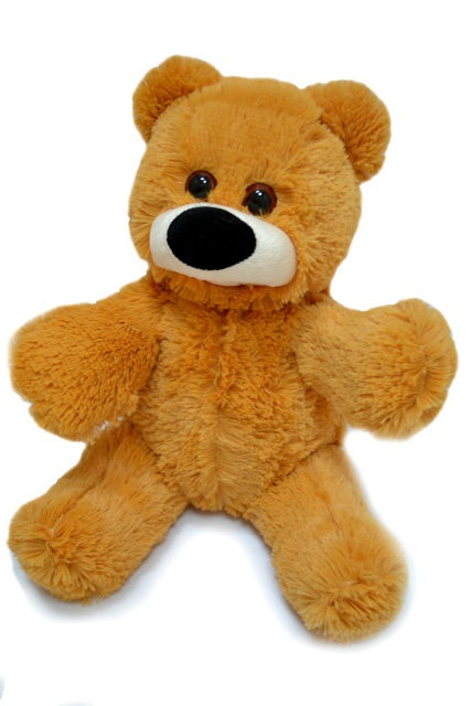 Плюшевий ведмідь Бублик 45 см медовий