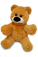 Плюшевий ведмідь Бублик 45 см медовий, фото 1