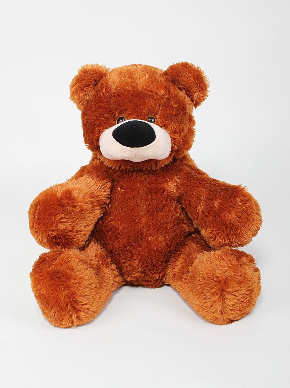 Мягкая игрушка мишка DIZZY Бублик 70 см коричневый