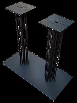 Основание для прямоугольного стола Настя Дабл. Высота 725 мм., фото 2
