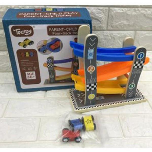 Деревянная игрушка Трек MD 2646