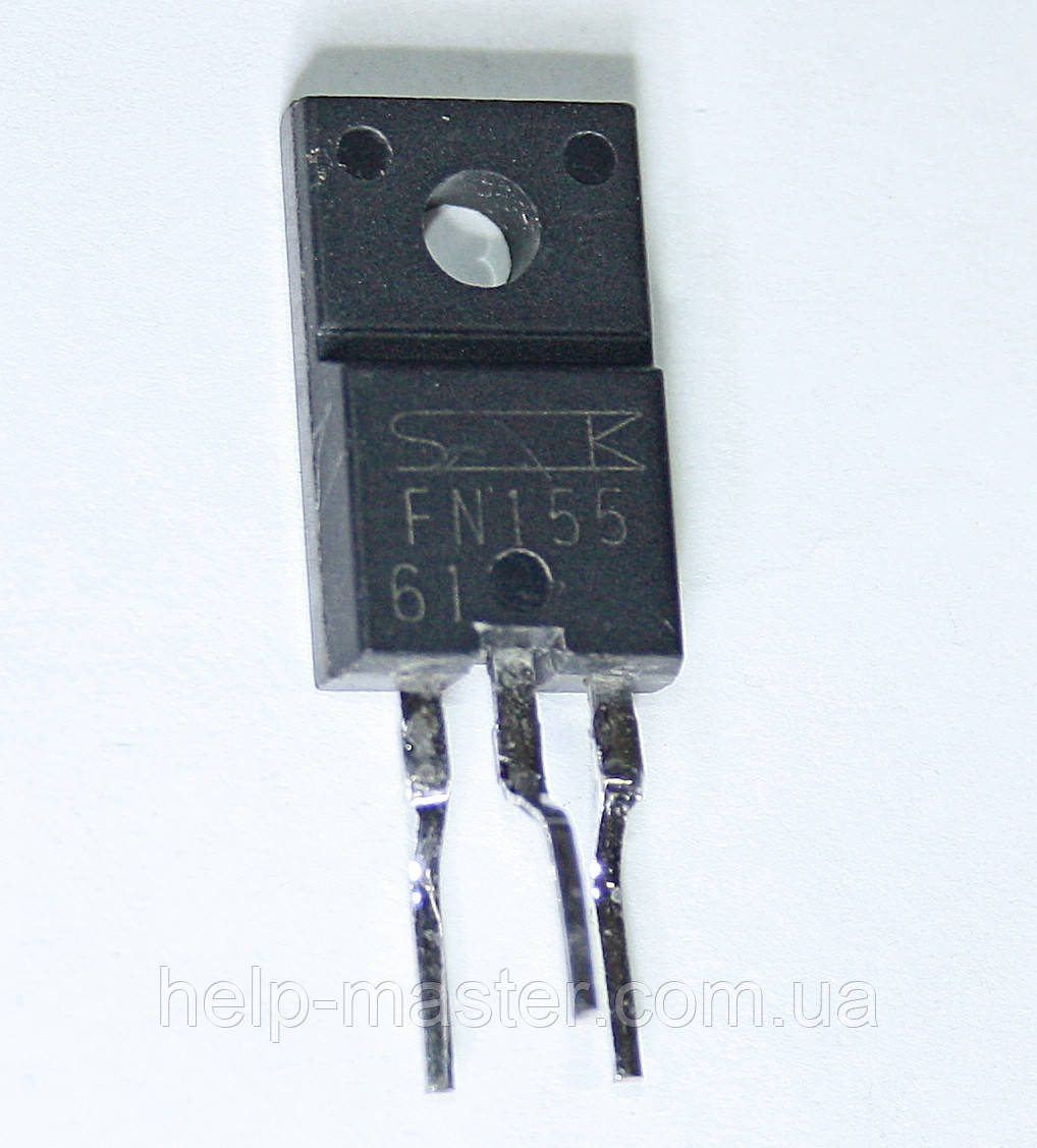 Транзистор FN155 (TO-220F)