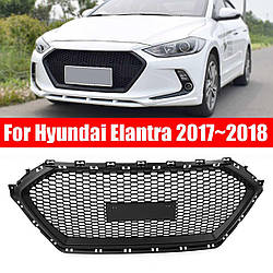 Решетка радиатора Hyundai Elantra AD (2016+)