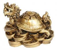 Статуэтка дракон-черепаха 5 см