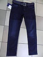 Джинсы мужские CALVIN KLEIN 2616 c ремнем.В наличии 42 размер