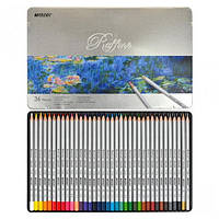 Цветные карандаши MARCO (Марко) Raffine 7100-36TN, Набор 36 цветов