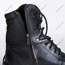 Берцы Зимние, Военные Комбат Черный, фото 3