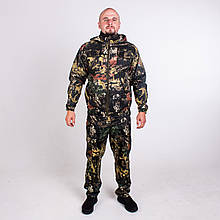 Камуфляжний костюм літній КМ-3 Темний ліс