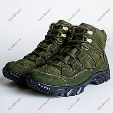 Ботинки Тактические, Демисезонные Град Олива, фото 2