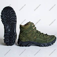 Ботинки Тактические, Демисезонные Град Олива, фото 3