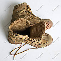 Ботинки Тактические, Демисезонные Комбат Черный, фото 3