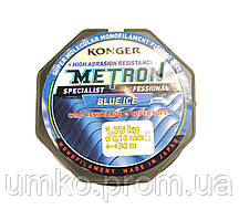 Леска KONGER STEELON FLUOROCARBON Metron 0.10mm/30m/1.75kg