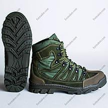 Ботинки Тактические, Демисезонные Комбат Олива, фото 2