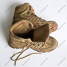 Ботинки Тактические, Демисезонные Комбат Олива, фото 3