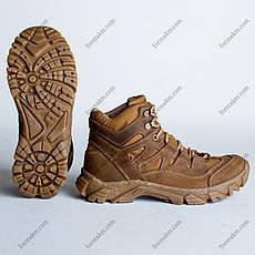 Ботинки Тактические, Демисезонные Град-2 Койот, фото 3