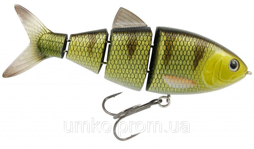 "Воблер Spro Swimbait BBZ-1 4"" 21gr Wicked Perch Floating 4863 600"