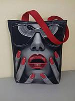 Пошита сумка для вишивки бісером або нитками СВ 20