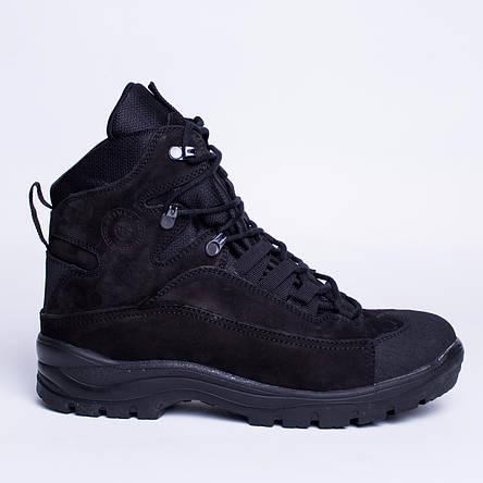 Ботинки Тактические, Зимние Гром Черный, фото 2