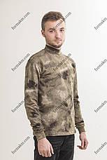 Гольф Военный с начесом Зимний АТАКС, фото 2
