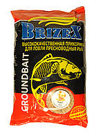 Прикормка Brizex Карп МЕД 1000гр