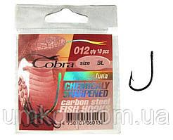 Гачок рибальський Cobra Funa (012) №4 10 шт/1уп.