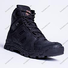 Ботинки Тактические, Демисезонные Кайман Черный, фото 2