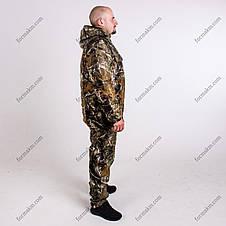 Костюм Камуфляжный Зимний Непромокаемый для Охоты и Рыбалки ''Рыбак'', фото 3