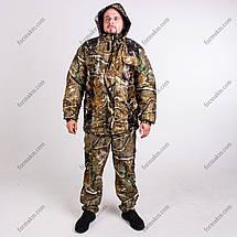 Костюм Камуфляжный Зимний Непромокаемый для Охоты и Рыбалки ''Рыбак'', фото 2
